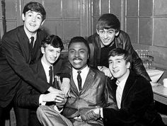 The Beatles with Little Richard
