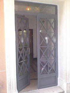 fotos de puertas de hierro - Buscar con Google