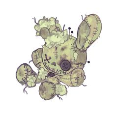 Five Night At Freddy's Springtrap << I can see a little girl having this and owning it as she gets older and older :3