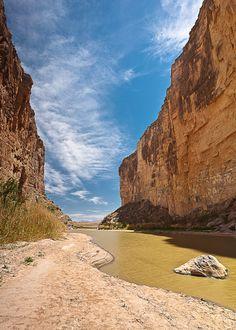 santa elena canyon big bend texas