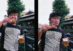 . #coregraphy #photography #film #instalove #instaphoto #filmcamera #camera #photo #igersjp #instagram #instagramjapan  #フィルムカメラ #フィルム #ハーフカメラ #ハーフ #USJ #ユニバ #ハリーポッター #肉 #🍗 #ニク