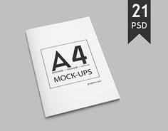 "Check out new work on my @Behance portfolio: ""A4 Brochure & Magazine Mock-Ups"" http://be.net/gallery/40258563/A4-Brochure-Magazine-Mock-Ups"