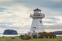 Five Islands, Five Islands Lighthouse, Colchester County Nova Scotia, Lighthouse, Islands, Fall, Bell Rock Lighthouse, Autumn, Light House, Island, Lighthouses