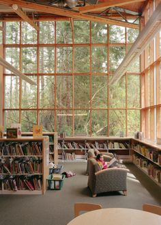 Maple Valley Library, Maple Valley, Washington, USA