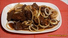 Beef Steak (Bistek)   PinoyChow.com   Filipino Food Recipe