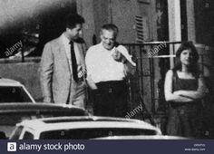 Bobby Manna and Russell Bufalino. Courtsey of Pat Murphy