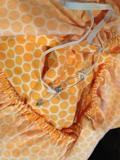 Fitted Crib Sheet Tutorial by Root & Blossom