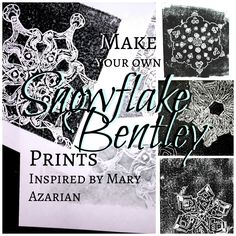 prints collection notecards snowflakes and s snowflake books bentley vermont book caldbook