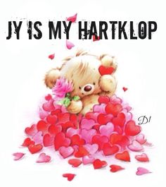 Jy is my hartklop