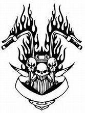 Image result for Harley-Davidson Stencil Patterns Free Printable