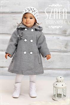 фото детское пальто для девочек