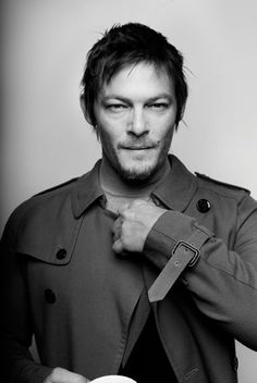 Yes I have a slight obsession with the Walking Dead... and for Norman Reedus as well!