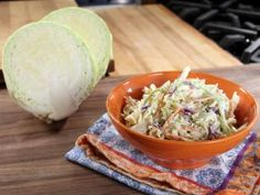 Bobby Deen - The Son's Slaw : Recipes : Cooking Channel