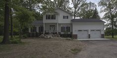 """Gorgeous new modular home construction located in Wixom! Great flowing, partially open, floor plan and 9' ceilings throughout  home! Large eat-in kitchen features 42"""" Merillat hardwood cabinets, lots of counter space, recessed lighting, and all appliances  included! Off of kitchen is formal dining area which leads into living room. Family room features lots of natural light and opens to  breakfast nook in kitchen. Half bath and utility rooms are also located on entry level. Upper level ..."""