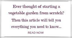 Plants for the kitchen garden | Sarah Raven