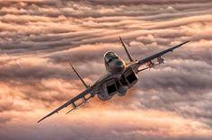 Polish Air Force MiG-29 Fulcrums