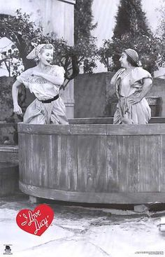 I love lucy poster. D Really do love all of those old Lucy episodes. I still laugh no matter how many times I've seen them.