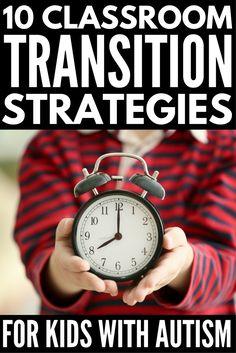 TRANSITION STRATEGIE