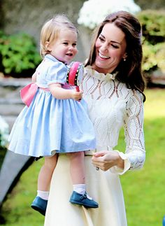 Princess Charlotte Is  Adorable...