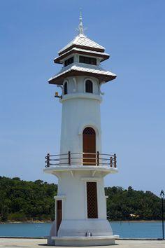 Faro en Tailandia