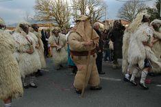 En Zalduondo, Álava, se ha recuperado recientementeel carnaval tradicional y el juicio a Markitos. Foto: Dantzan