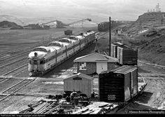 RailPictures.Net Photo: DRGW 5771 Denver  Rio Grande Western Railroad EMD F9(A) at Soldier Summit, Utah by James Belmont