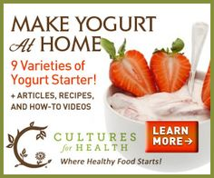 Dairy-Free Coconut Milk Yogurt Recipe - Lexie's Kitchen | Gluten-Free Dairy-Free Egg-Free -##