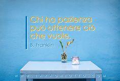 #ispirazione, #motivazione, #Lara_Ghiotto, #Business_del_Cuore, #Franklin