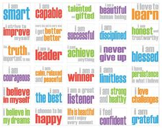 The What, How and Why of Positive Affirmations.