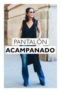 99203e8378 6 modelos de jeans que no deben faltar en tu guardarropas. Pantalones  AcampanadosPantalones JeanZapatillasCómo CombinarGuardarropasVacaciones