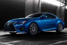 The Japanese car makers appear set to unveil its new 2018 Lexus RC F accompanied by a few modifications in its design...2018 RCF runs from. #2018LexusRCF
