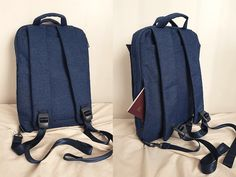 So my best friend and I made a deal last Christmas to exchange gifts we thought were special and useful to each other. Laptop Backpack, Sling Backpack, Expensive Backpacks, Mobile Technology, Gift Exchange, You Bag, I Am Awesome, Pocket
