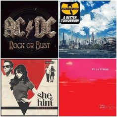New sounds at Zia! #ACDC #WuTangClan #SheandHim #YoLaTengo! See more new releases by checking Zia's official website, link in profile. #ZiaRecords #Phoenix #Tucson #Vegas