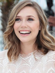 Elizabeth Olsen - hair length