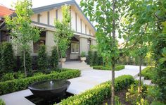 This week Houzz Australia has an article on Frontyard makeovers that discusses different styles such as Minimalist, Formal, Cottage, etc. One of our past projects made it into the Formal category. If you really want to make an impression on visitors to your home, don't just play at improving your front garden — really make …