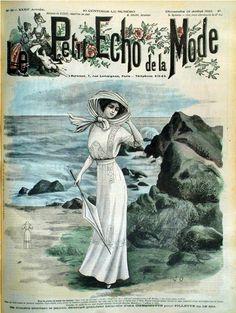 Дама и море