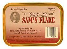 Samuel Gawith - Sam's Flake 50g