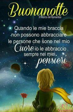 Good Night Wishes, Good Morning Good Night, Italian Life, Italian Quotes, Grace Kelly, Good Mood, Say Hello, Verses, Encouragement