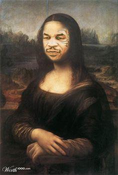Modern Renaissance 13 - Worth1000 Contests.     Mona Tyson
