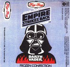 Empire Strikes Back Frozen Confection
