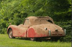 Slot Cars Barn Finds Car Tracks