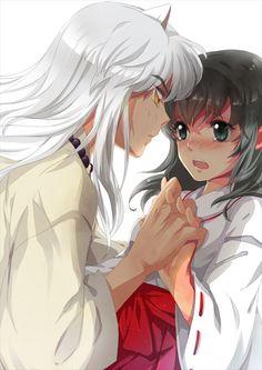 Inu et Higurashi