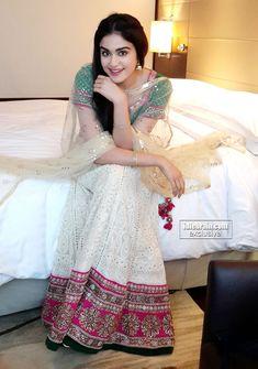 Actress Adah Sharma Photos in Lehenga 1 Adah Sharma, Pakistani Outfits, Indian Outfits, Pakistani Girl, Indian Celebrities, Beautiful Saree, Indian Designer Wear, India Beauty, Indian Girls