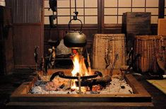 30 Luxury Japanese Kitchen Style Decoration Ideas For You Japanese Style House, Japanese Home Decor, Asian Kitchen, Japanese Kitchen, Japanese Interior Design, Japanese Design, Irori, Japanese Architecture, Tea Ceremony
