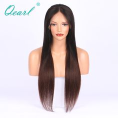 Lace Wigs Candid Karizma 13x4 Lace Front Human Hair Wigs For Black Women Brazilian Remy Hair Ombre Short Cut Human Hair Bob Wigs With Baby Hair High Safety Hair Extensions & Wigs