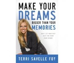 Terri Savelle Foy shows how we can let go of our past, change our self image and confidently move into a future with hope.