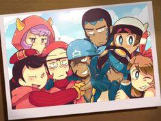 Pokemon ORAS. #PokemonORAS #Pokemon #fanart