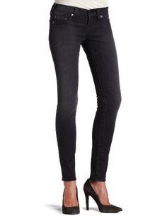 55% Off was $185.00, now is $83.25! True Religion Women`s Casey Legging Women Jean + Free Shipping