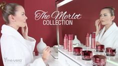 The Vine Vera Merlot Collection - product demonstration video