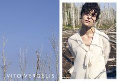 VITO VERGELIS campaign FW15/16 photos: Zuza Krajewska, model: Charlotte Tomaszewska #vitovergelis #fashionbrand #polskamarka #zuzakrajewska